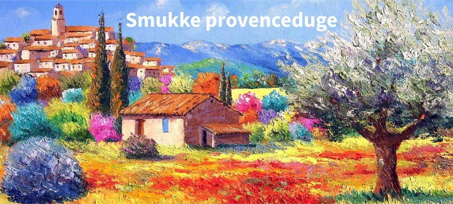 Provence dukar Ø 180 cm