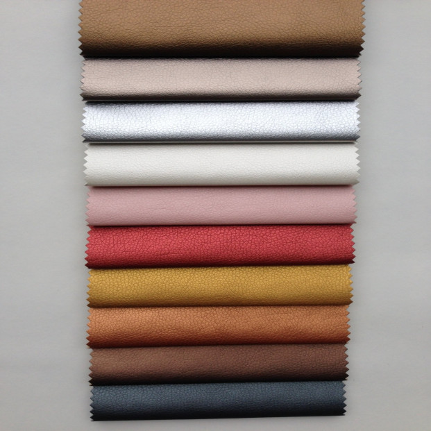 Kunstlæder - Ekokuir Brillant - Imiteret læder, 0,8 mm