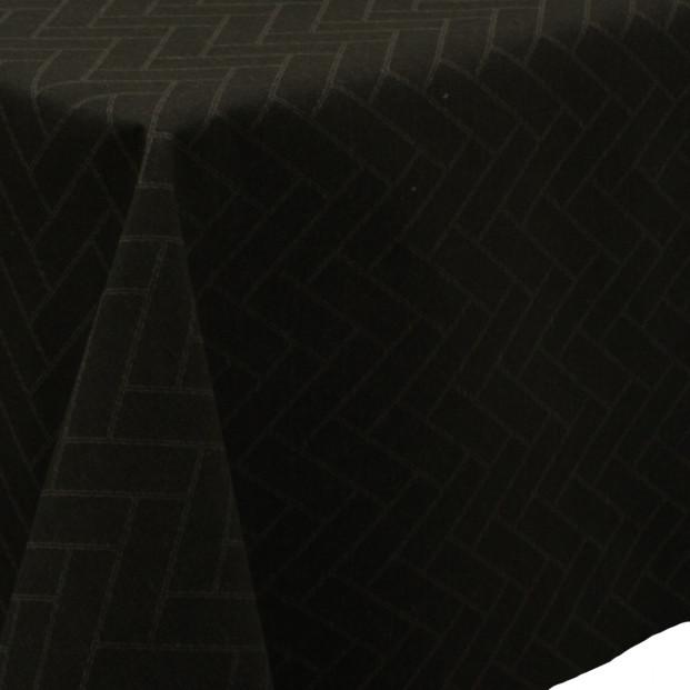 Paxi Skifer Grå, klassisk akryldug med sildebensmønster