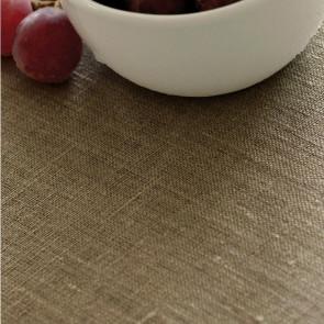 Basic Linen - Hørdug med akrylbelægning, 100% hør