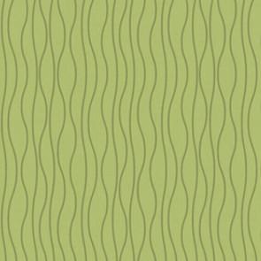 Billy voksdug Waves lime, 140 cm bred