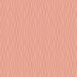 Billy voksdug Waves Rose, 140 cm bred
