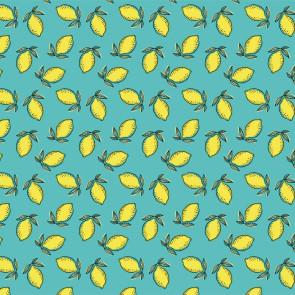 Citrus, Citrus, Citrus - Voksdug med citroner