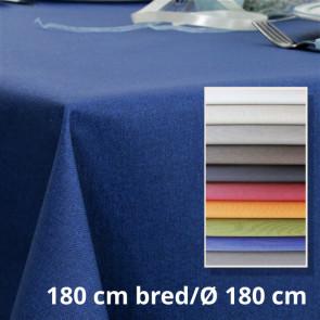 Dali ensfarvet akryldug 180 cm bred, fås i mange farver