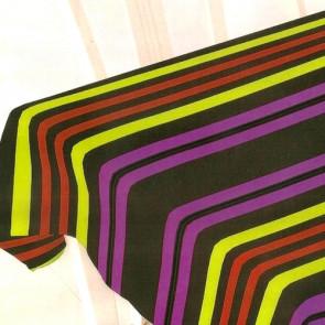 EVAN - marengo, teflonbehandlet akryldug med striber