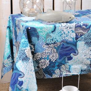 Exofish blå, Laura Lancelle akryldug