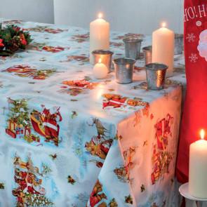 Julevoksdug - Bamse og Julemanden
