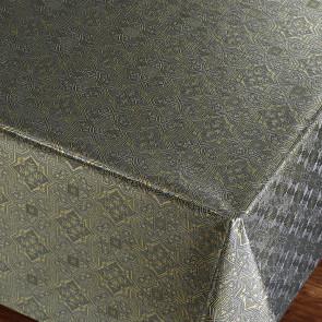 Klassisk Kobberstik, voksdug med orientalske mønstre