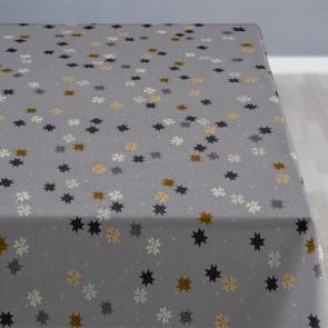 Södahl Starry Night Grey, akrylatbehandlat textilduk, halkfri