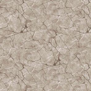Voksdug med marmor look - Beige